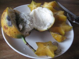 guava and star fruit