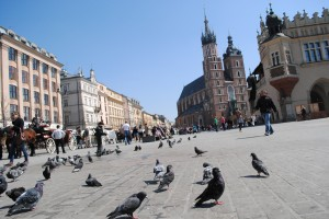 Krakow. Photo by HJ Hampson